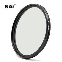 NiSi 55mm Ultra Slim CPL Circular Polarizing / Polarizer C-PL Lens Glass Filter