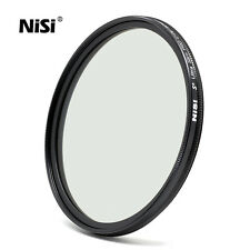 NiSi 49mm Ultra Slim CPL Circular Polarizing / Polarizer C-PL Lens Glass Filter