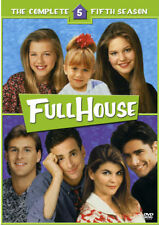 Full House Season 5 Series New DVD Region 4