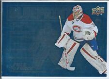 Carey Price  15/16 UD Full Force  #BP-CP  Blueprint - Insert