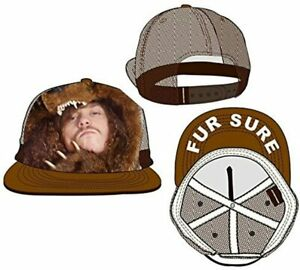 Workaholics Fur Sure Snapback Trucker Hat New Officially Licensed