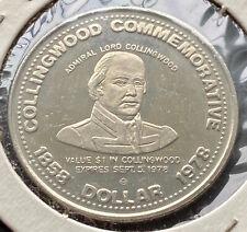 1978 Collingwood Ontario Trade Dollar $1 Token - Rotary Club of Collingwood