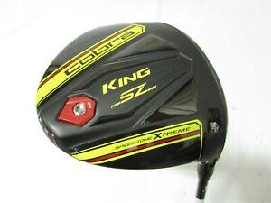 Used RH Cobra King SZ Xtreme Adj Driver Tensei AV 65 Shaft Regular R Flex +HC