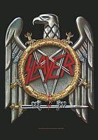Slayer Adler Groß Stoff Poster/Flagge 1100mm x 750mm (Hr )