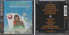 CAT STEVENS Greatest Hits [Remaster] 2000 CD Wild World Moonshadow Father & Son