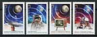 Australia 2019 MNH Moon Landing Apollo 11 50th Anniv 4v Set Space Stamps