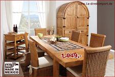 Bis-8 Esstische & Küchentische aus Massivholz mit Einsetzbare Platte