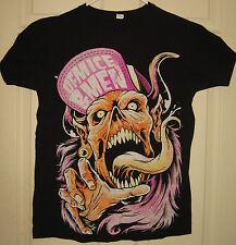 OF MICE AND MEN Shirt S Thrash Zombie OM&M Metal Mosh Hardcore HTF RARE OOP