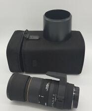 Sigma 135-400mm f/4.5-5.6 APO DG Objektiv Passend für Sigma Kameras