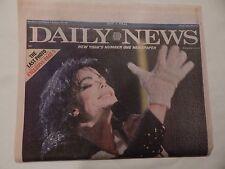 "DAILY NEWS FRIDAY, JUNE 26, 2009 ""KING OF POP DEAD"" MICHAEL JACKSON DEAD"