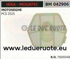 73000448 FILTRO ARIA COMPLETO MOTOSEGA IKRA MOGATEC PCS 2525