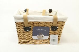 Picnic Time Canasta Picnic Basket - Preowned