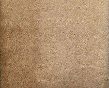 Original Schulte Alpaka dicht glatt  hellbraun 25 x 47 cm