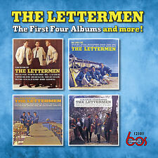New 2CD Set The Lettermen The First Four Albums And More 58 Tracks 50 In Stereo