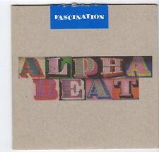 (EZ162) Alpahbeat, Fascination - DJ CD