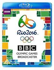Rio 2016 Olympic Games 5051561003868 Blu-ray Region B