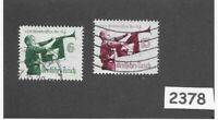 #2378    Complete 1935 Hitler Youth rally stamp set / Third Reich era Germany