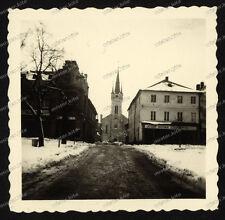 Foto-Tschaslau-Čáslav-Kutna Hora-Tschechien-evangelische Kirche-1941-