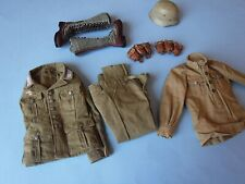 1/6 Scale german WW2 field gear DAK Soldier Story (no DID, Dragon,3R,Damtoys)