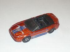 1:64 Matchbox Ford Mustang Convertible GT 1999 n Roush Shelby GT500 GT350 V8