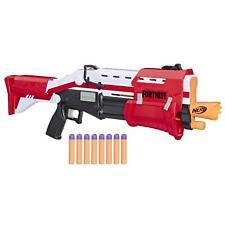 Nerf Fortnite TS Blaster Pump Action Dart Blaster and 8 Mega Fortnite Darts