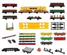 Playmobil Eisenbahn Low Stake Car Turntable 4105 4106 4109