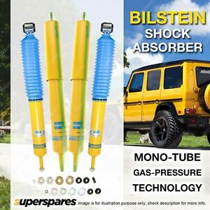 F + R Bilstein B6 Shock Absorbers HEAVY DUTY for LAND ROVER DEFENDER 110