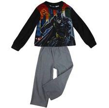 Boys Licensed Batman Winter Pyjamas Size 8
