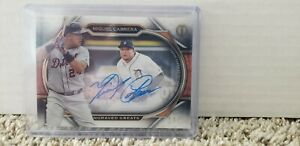 2021 Topps Tribute Miguel Cabrera Engraved Greats Auto 10/50 Tigers 🔥 HOT🔥