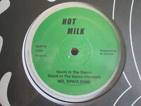 "Mr. Spaulding - Skank in the Dance / Come Now Youthman (2015)  12"" Vinyl  NEW"