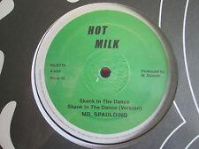 "Mr. Spaulding - Skank in the Dance / Come Now Youthman (2015)  12"" Vinyl  NEW"