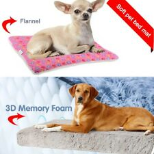 """New listing 31"""" Large Pet Couch Sofa Bed Soft Memory Foam Dog Comfort Washable Durable"""