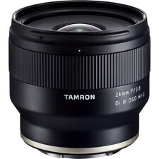 Tamron 24mm F/2.8 Di III OSD M1:2 Lens for Sony Full Frame Mirrorless Cameras(Op