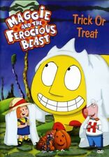 Maggie and the Ferocious Beast: Trick Or Treat [New DVD] Dubbed, Standard Scre
