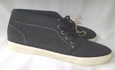 NEW American Eagle Outfitters Gray Wool Chukka Sneakers Men's Size* 11 M 6366