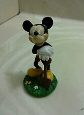 "DISNEY MICKEY MOUSE 4 1/2"" FIGURE STATUE...(●_●).(●_●).(●_●).."