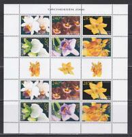 FLWR823 - FLOWER STAMPS ANTILLEN NETHERLANDS 2006 FLOWERS FLORA SHEET MNH
