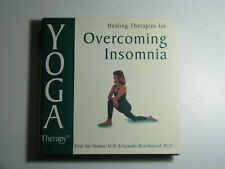 Yoga Therapy for Overcoming Insomnia by Peter Van Houten Gyandev Rich McCord HC