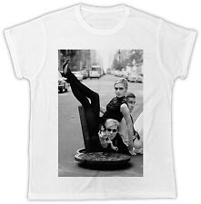ANDY WARHOL & EDIE SEDGWICK,MENS T SHIRT, DESIGNER, SUMMER SHORT SLEEVE T SHIRT*