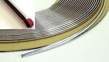3m x 4mm Chrom Zierleiste Auto Chrom Kontur Leiste selbstklebend universal