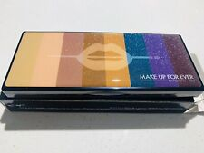 Make Up For Ever Artist Palette for Fall RARE. 8 Eyeshadows HARD TO FIND Sephora