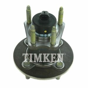 Wheel Bearing and Hub Assembly Rear TIMKEN HA590066