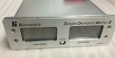 Bitronics Single Demand Meter 2, ASADC2, Shipsameday, #1215C