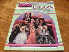 Barbie Exclusives, Identification and Values by Margo Rana (1995, Paperback)