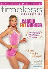 KATHY SMITH TIMELESS COLLECTION: CARDIO FAT BURNER - DVD - Region Free