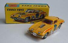 Corgi Toys No. 337, Customized Chevrolet Corvette Sting Ray - Superb Near Mint