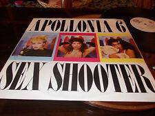 Apollonia 6 - Sex Shooter  12 Maxi ..... 45 Giri Mps
