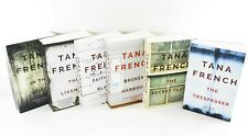 Dublin Murder Squad Series 6 Books Young Adult Set Paperback By Tana French