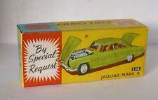 Repro box CORGI Nº 238 Jaguar Mark 10