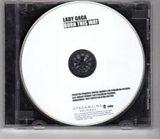 (HO72) Lady Gaga, Born This Way - 2011 CD